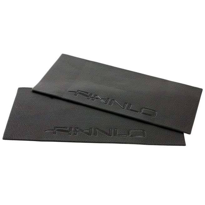 Finnlo Floor Mat 2 Pieces Black, Underlagsmatta