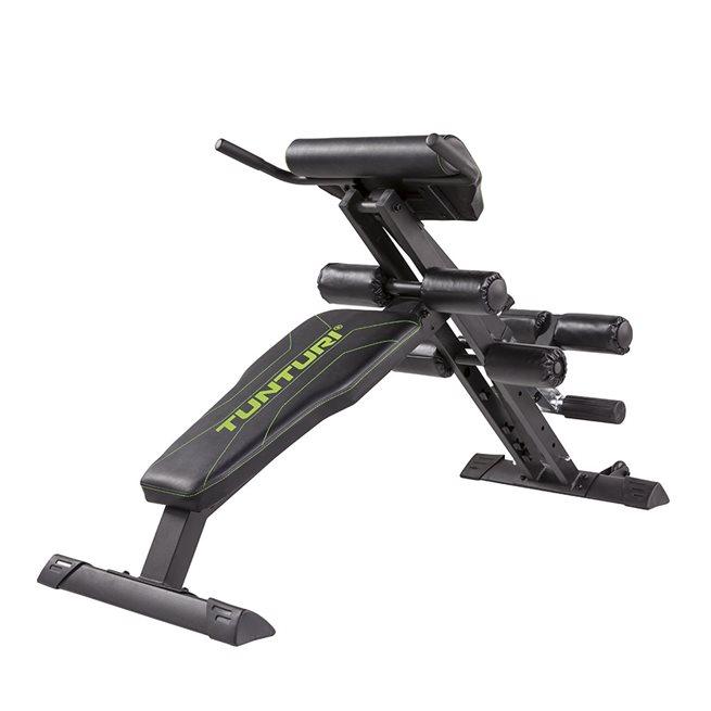 Tunturi Fitness CT80 Core Trainer, Träningsbänkar
