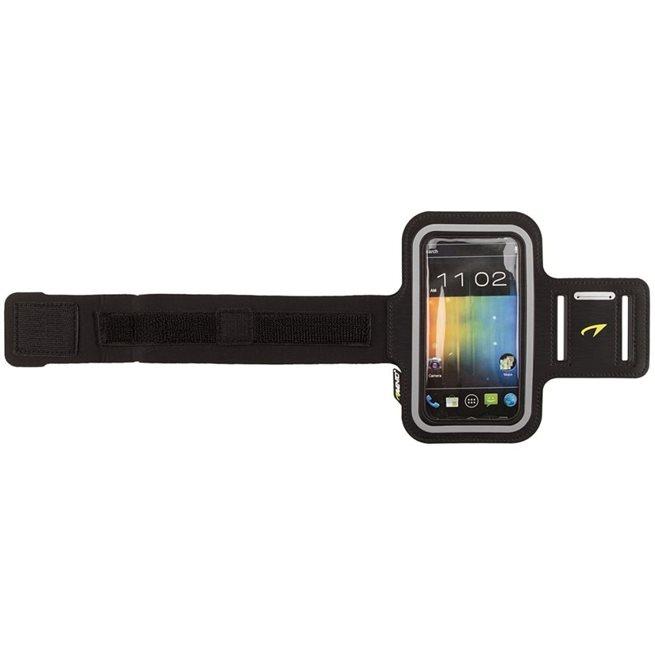 vidaXL Smartphone sportarmband basic svart