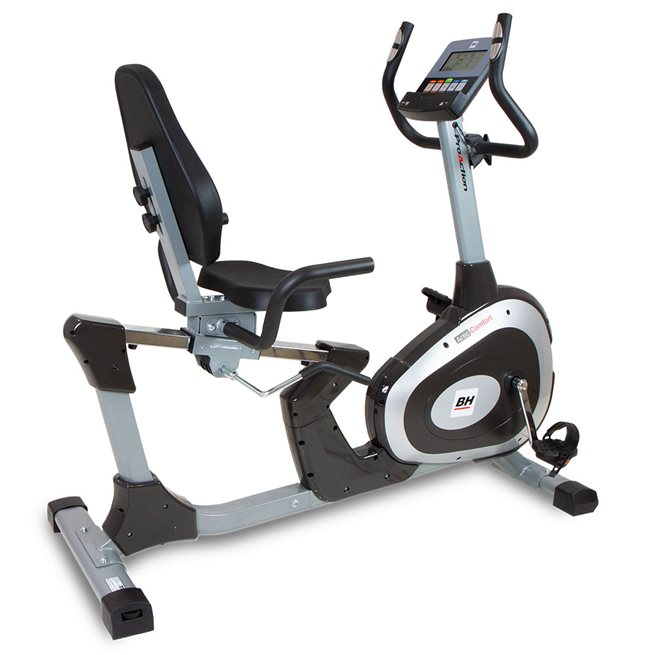 BH Fitness ARTIC COMFORT PROGRAM, Motionscykel